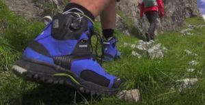 Dachstein Schuhe_Trekkingschuhe beim Wandern