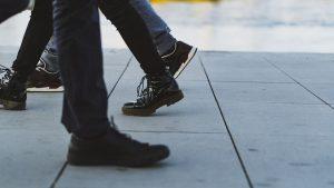 Schuhe von Avena im Alltag